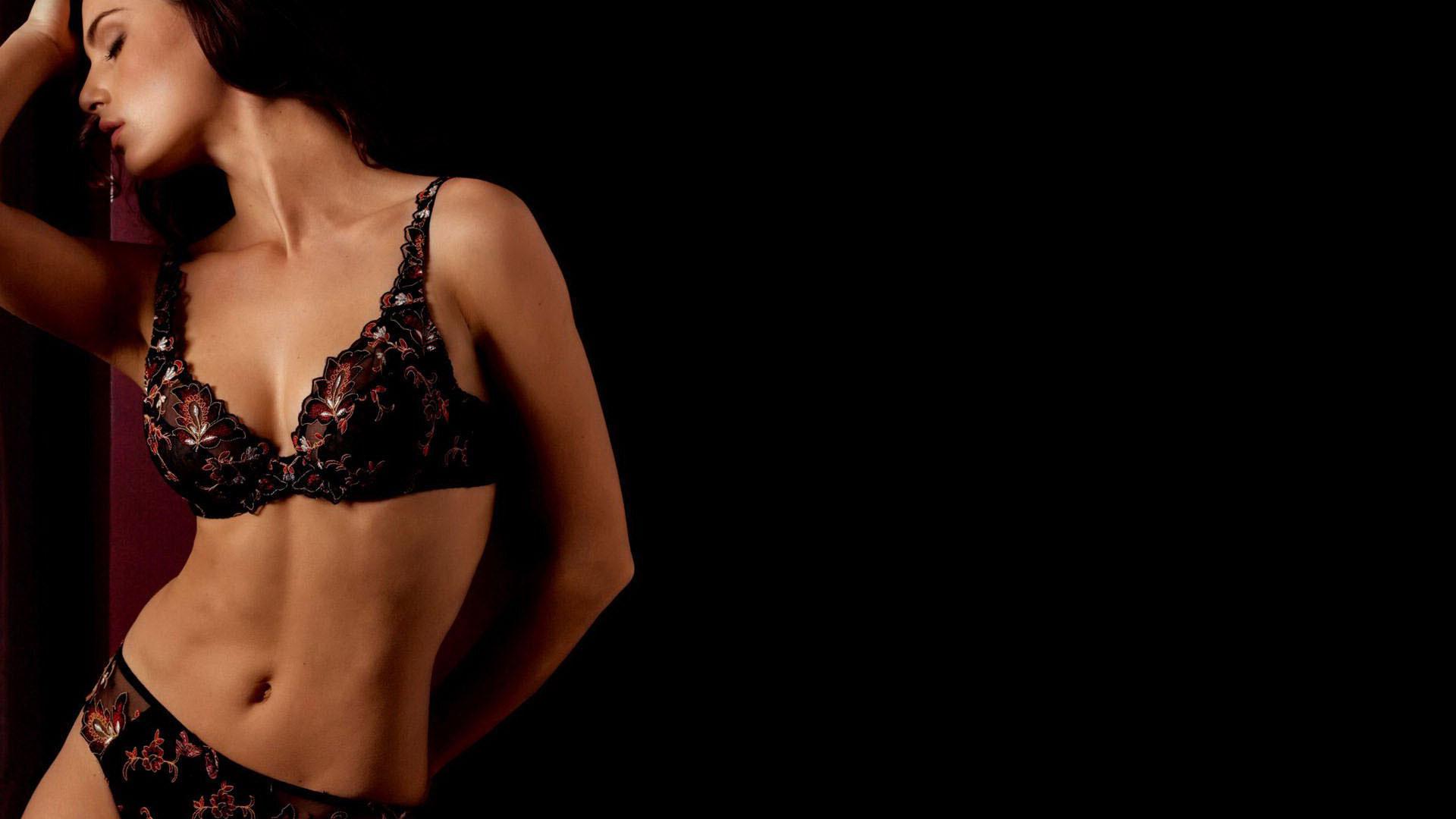 Сексуальное белье обои случай на массажер