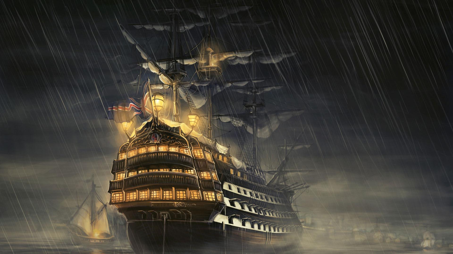 каждой фото на рабочий стол старинные корабли чем