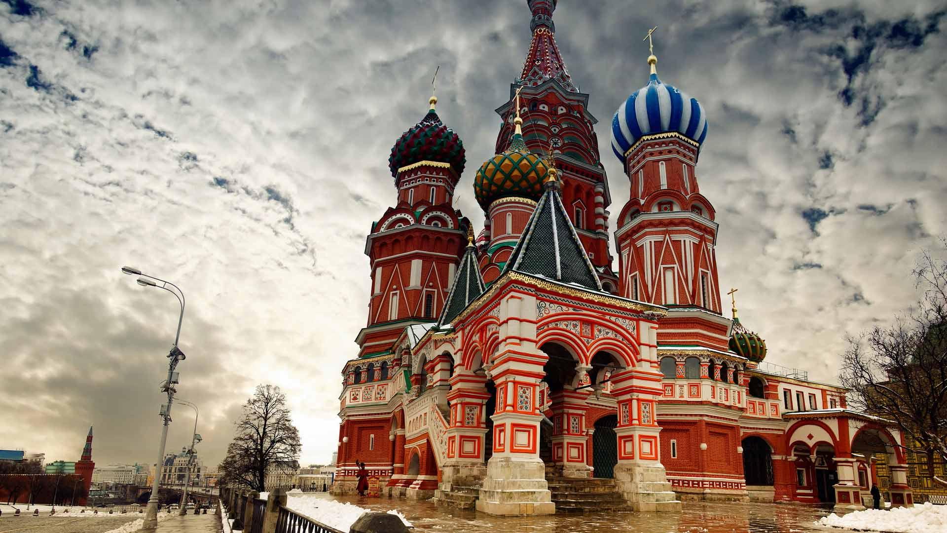 Обои moscow, храм василия блаженного, красная площадь. Города foto 10