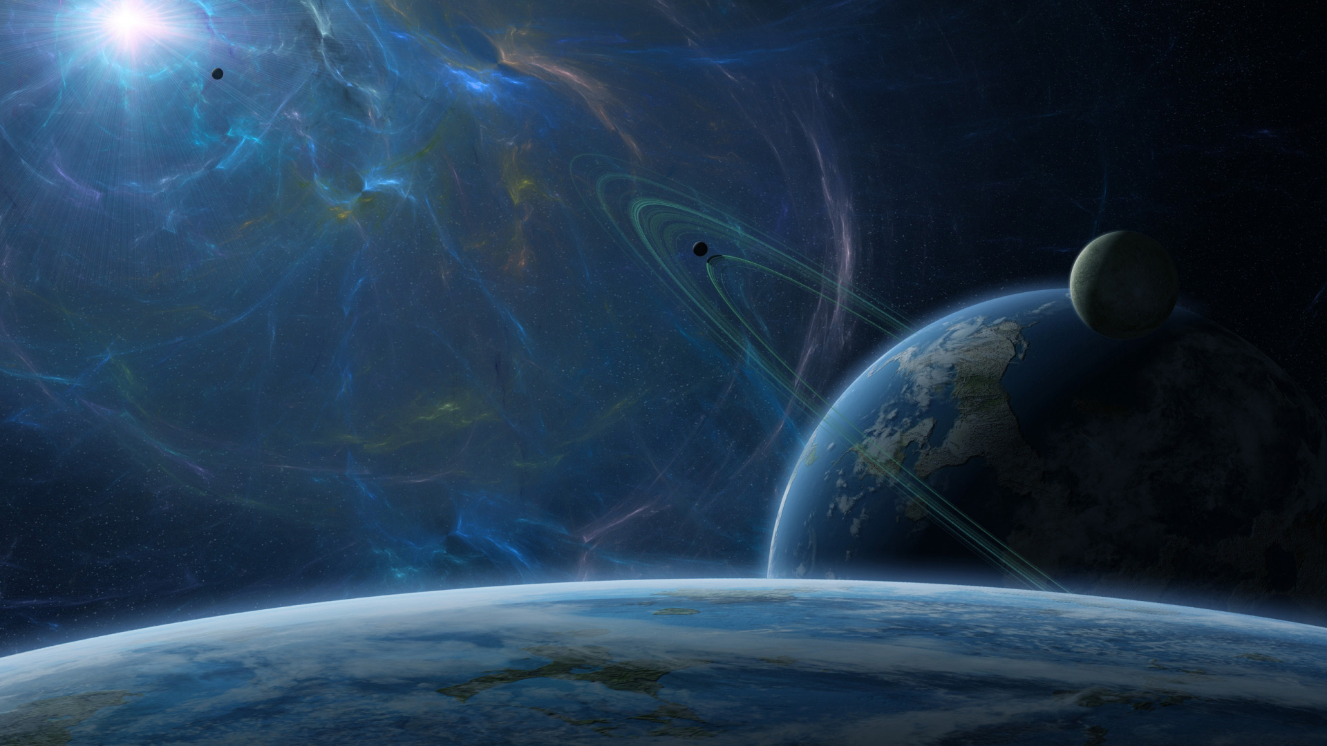 космос картинки красивые на рабочий стол каталоге