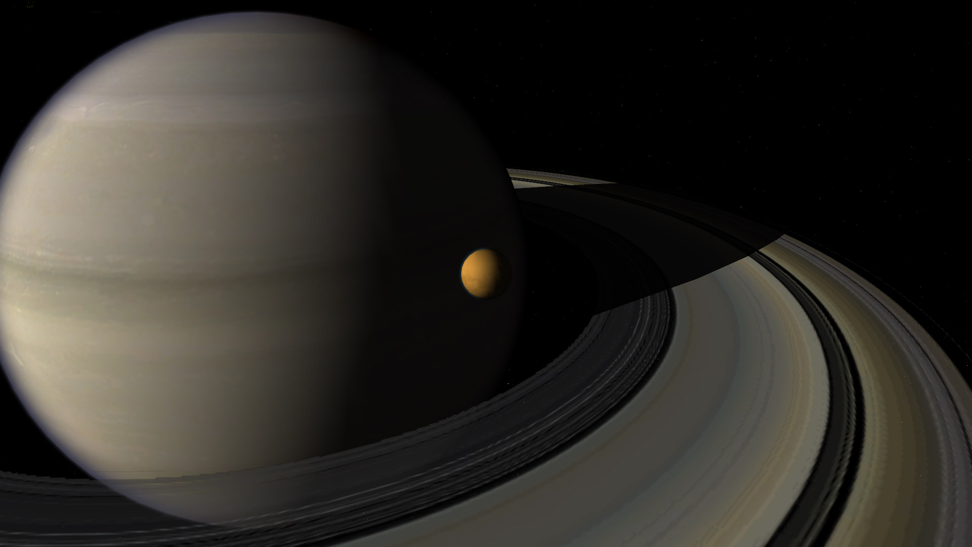 показывают, большая фотография планеты сатурн менее народу